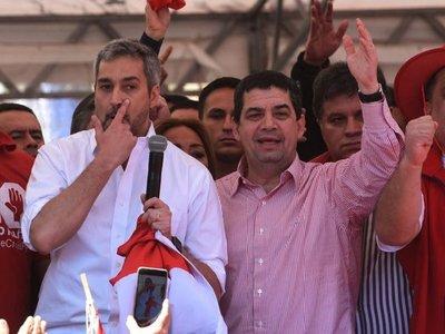 Juicio  contra Abdo y Velázquez sigue latente pese a pacto entre colorados