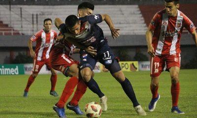 3 Corrales queda fuera de la Copa Paraguay