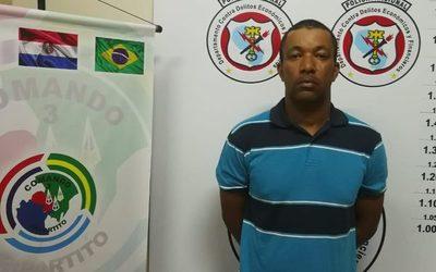 Cae supuesto homicida brasileño en Ciudad del Este