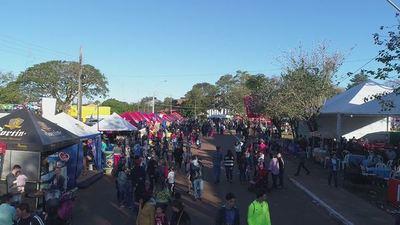 Inicia hoy la Expo Yguazú