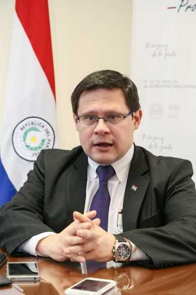 Ejecutivo Designa a Oscar Orúe como viceministro de Tributación