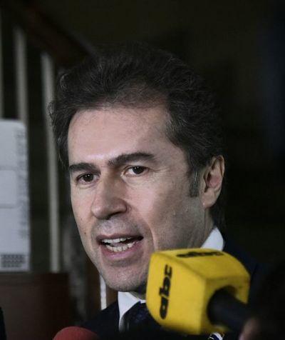 "Castiglioni afirma que actuó con ""total buena fe"" sobre acuerdo de Itaipú"