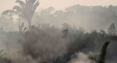 La NASA alerta que el humo de los incendios en la Amazonía se extienden en Brasil
