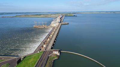 Paraguay y Argentina invierten casi un millón de dólares en paso fronterizo