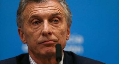 Macri anuncia que el FMI visitará Argentina en breve