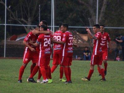 Fernando de la Mora goleó a Tacuary y sigue en la Copa