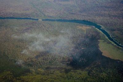 Incendios en el Chaco: Abdo llamó a Evo para coordinar acciones