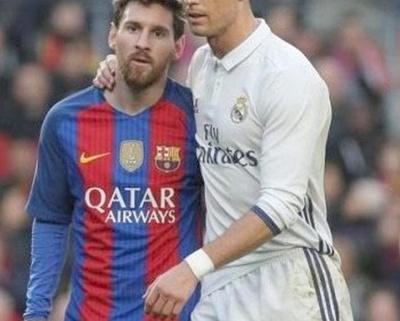 """Messi me convirtió en un mejor jugador"""