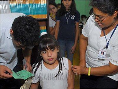 En riesgo de sarampión, 400 mil niños por no recibir segunda dosis