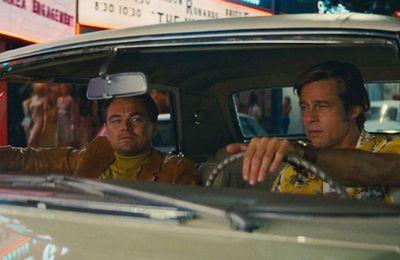 Ya está la nueva película de Tarantino
