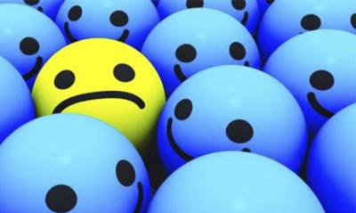 Tristeza, decaimiento anímico, baja autoestima, son algunos síntomas de la depresión
