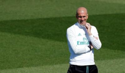 """HOY / Zidane sobre Neymar: """"Estoy deseando que llegue el día dos"""""""