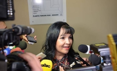 HOY / Senadora liberal invoca pasaje  bíblico Génesis 12:3 para  explicar la crisis paraguaya