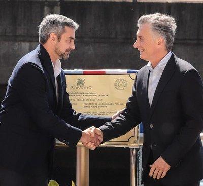 Paraguay y Argentina habilitan paso fronterizo, confiados en dar un impulso económico y turístico a la región