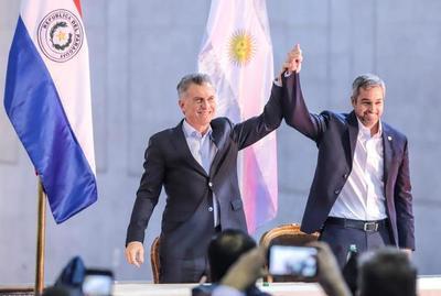 Macri resalta nueva forma de relacionamiento entre ambos países