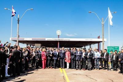 Habilitan nueva vía de integración y conectividad entre Paraguay y Argentina