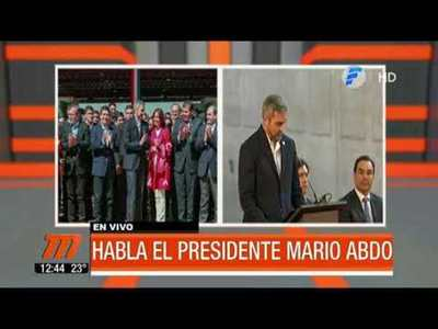 Habilitan nuevo paso fronterizo Paraguay