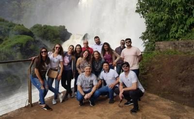 Inician campaña para promover el turismo en Ciudad del Este