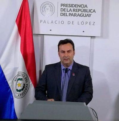 Ejecutivo confirma a nuevo titular de IPS