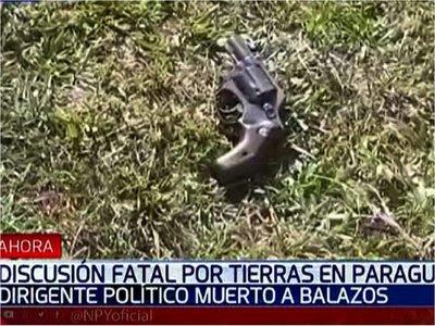 Asesinaron a socio de Miguel Cuevas en Paraguarí