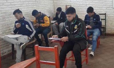 Adolescentes recluidos podría participar de Olimpiada Nacional de Matemáticas