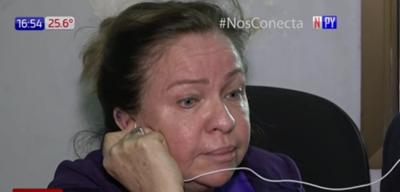 "Abuela de bebé fallecido: ""Nos entregaron los órganos en un táper"""