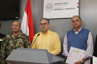 Consejo de Emergencia Nacional informó que actualmente no existen focos de incendios e integró equipo de protección del Pantanal