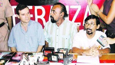 Capturan a Arrom, Martí y Colmán en Uruguay