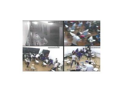 La pesadilla de los alumnos en el atentado contra Rafaat