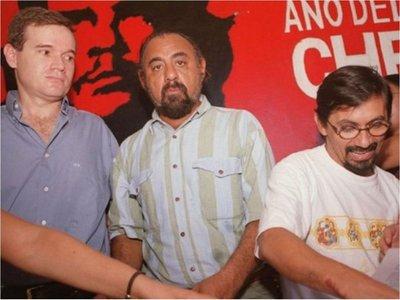Juan Arrom, Anuncio Martí y Víctor Colmán son detenidos en  Uruguay