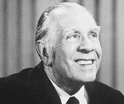 Un día como hoy pero en 1899, nacía un genio de la literatura, Luis Borges.