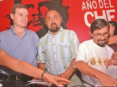 Arrom, Marti y Colman detenidos en Uruguay