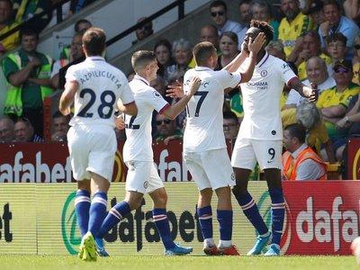 El Chelsea de Lampard logra su primer triunfo