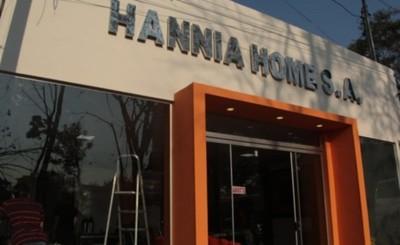 Hannia Home inauguró local propio