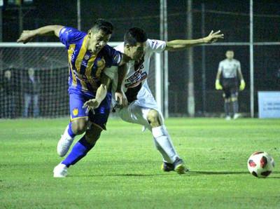 Compacto: River Plate 1-1 Sportivo Luqueño
