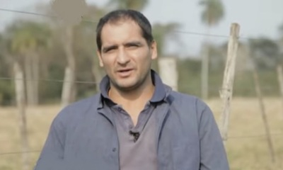 Naldy Cabrera, el representante del pueblo en el Baila, conmovió a los televidentes con su historia