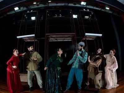 "Lampium estrena esta noche la obra teatral ""La Ternura"""