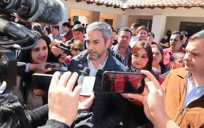 Mandatario espera que Arrom, Martí y Colmán vengan a «rendir cuentas a la justicia»