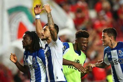 El Oporto se lleva el clásico en casa del Benfica