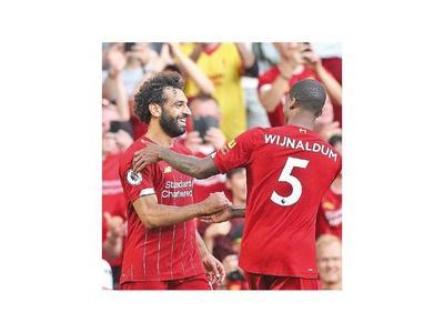 Liverpool no falla ante el Arsenal