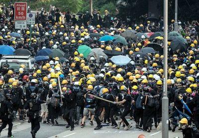 Hong Kong persiste en su reclamo pro democracia