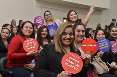 Animan a presentar candidaturas femeninas para las municipales del 2020