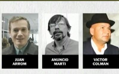 """Arrom y Martí: """"Ojalá vengan a rendir cuentas a la Justicia"""", dice Abdo"""