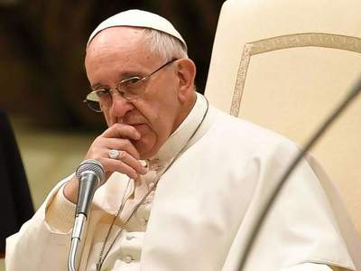 El Papa Francisco, preocupado por desbastadores incendios en la Amazonía
