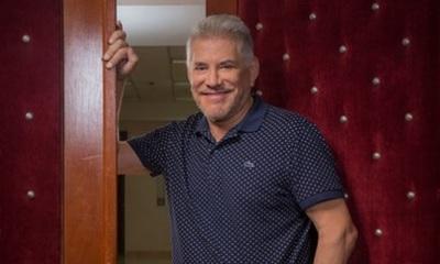 """Arnaldo André: """"Mi mayor tiempo sin sexo fueron 15 días"""""""
