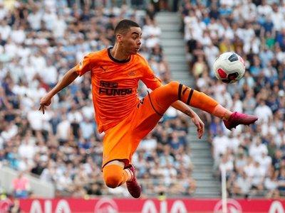 El Newcastle de Almirón logra un triunfazo ante el Tottenham