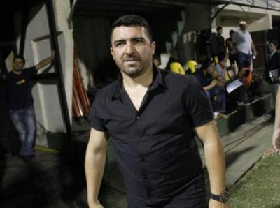 Marecos reemplaza a Jara en Capiatá