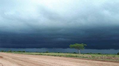 Meteorología alerta sobre tiempo severo para 4 departamentos