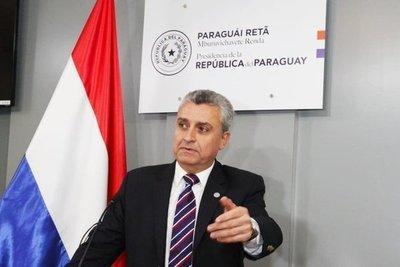 """Ministro asegura que hay """"mayor confianza"""" en el sistema de seguridad del país"""