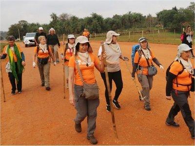 El Camino  de las Misiones, una peregrinación  que une a  tres países